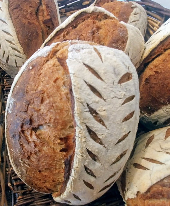 Heartstone Bakery Sourdough Bread