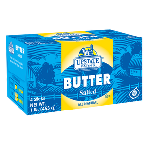 Upstate Farms Salted Butter 1lb, 4 sticks