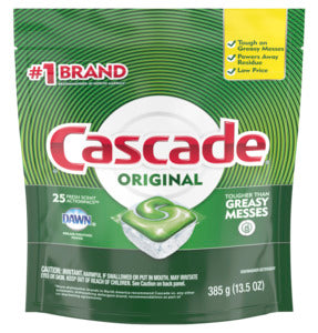 Cascade Dishwasher ActionPacs