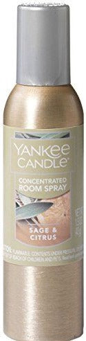 Yankee Candle Room Spray, Sage & Citrus