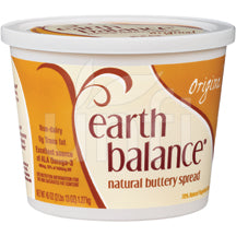 Earth Balance Natural Buttery Spread, Original, 45oz