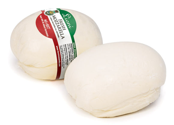 Fresh Mozzarella 1lb