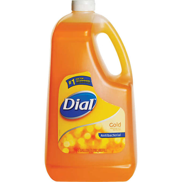 Dial Gold Hydrating Hand Soap, 128 fl oz