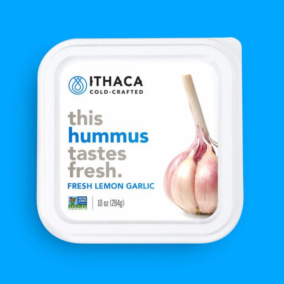 Ithaca Hummus Lemon Garlic