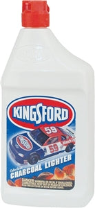KINGSFORD 71175 Charcoal Lighter Fluid, 32 oz