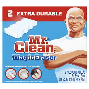 MR CLEAN 04249 Magic Eraser - 2pk