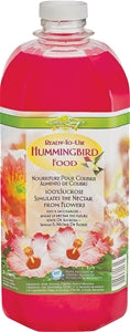 Hummingbird Nectar Ready to Use, 64oz