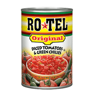 Rotel Original Diced Tomatoes & Green Chilies 10 oz