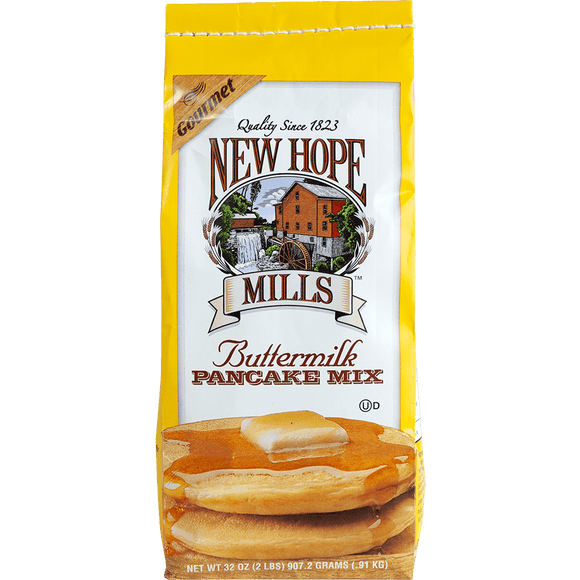 New Hope Mills - Pancake Mix Buttermilk, 2lb