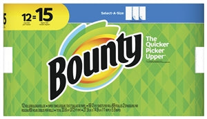 Bounty Select-A-Size 95007 Paper Towel, White, 88 Roll