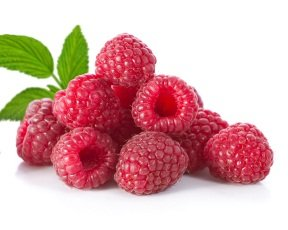 Organic Raspberries, clamshell 6oz