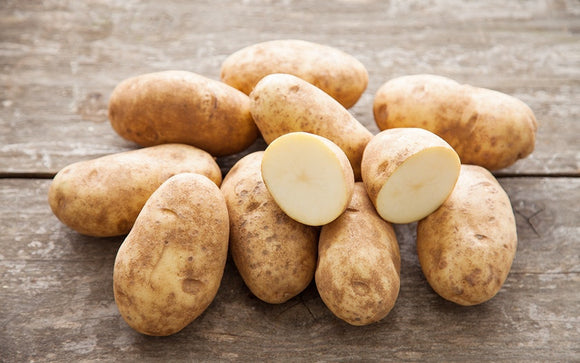 Organic, Local Russet Potatoes 3lbs.