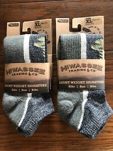 Hiwassee Trading Co Light Weight Signature Socks