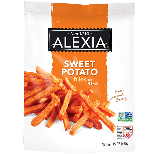 Alexa Sweet Potato Fries, 20oz Bag