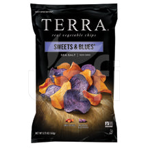 Terra Sweet Potato Chips, Sweets & Blues