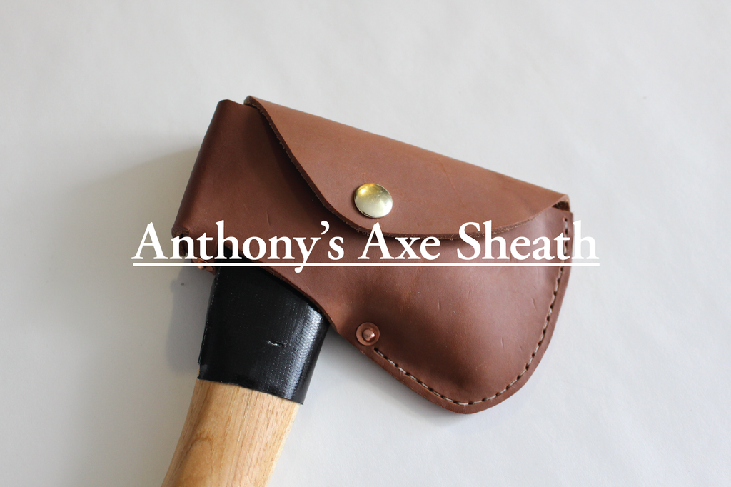 Anthony's Axe Sheath