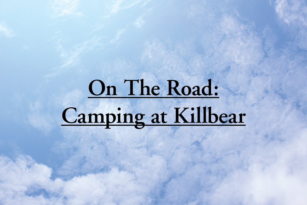 Camping at Killbear