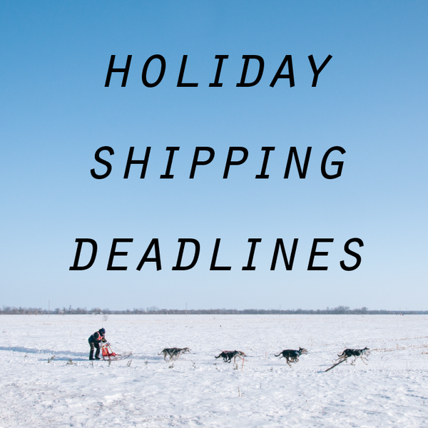 Fitzy Shipping Deadlines