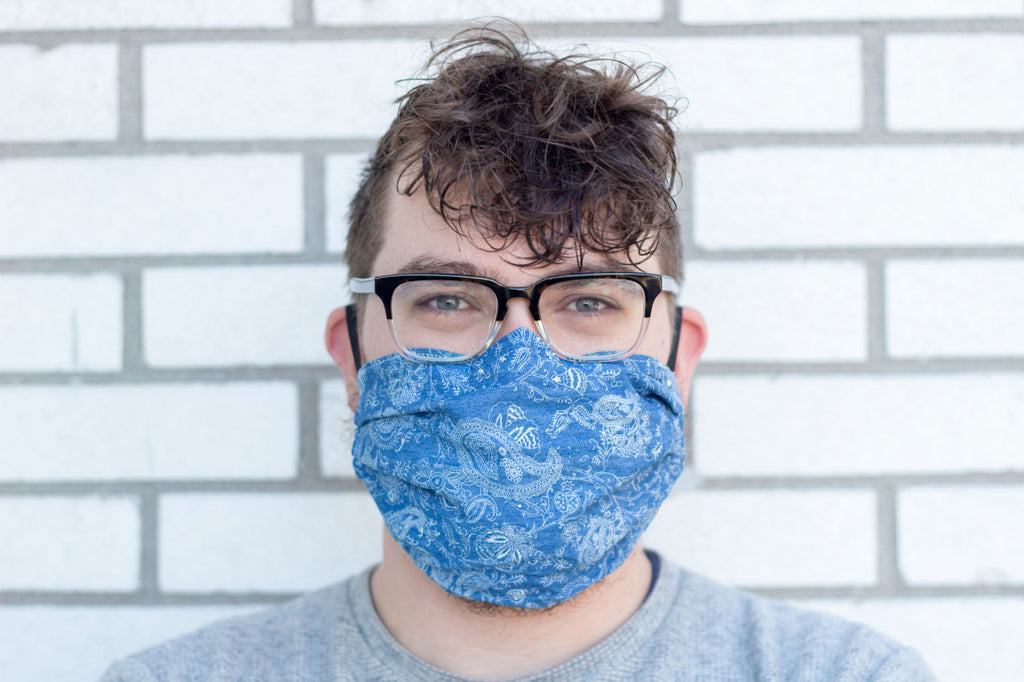 Fabric Face Mask - Batch #2