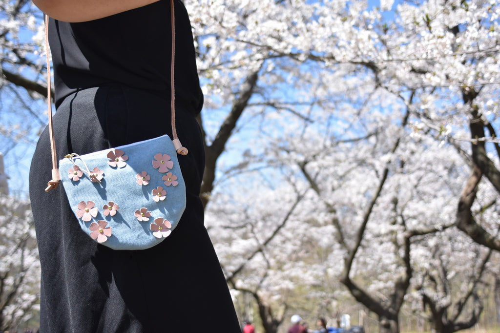 LIMITED EDITION - Ali Mini Crossbody - Cherry Blossom