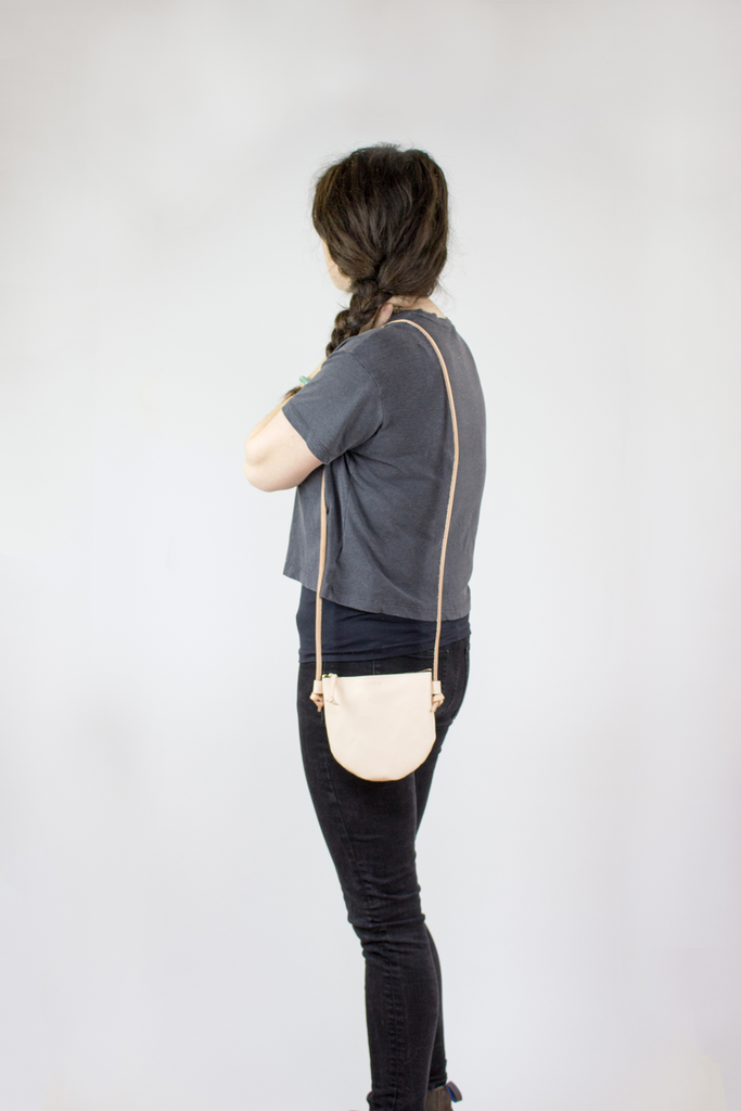 Ali Mini Crossbody - Thunder