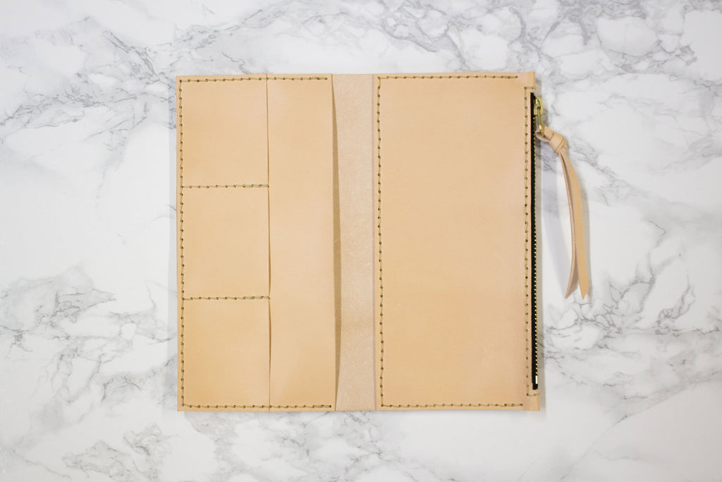 December 15, 2019 - Traveler's Notebook Wallet Insert