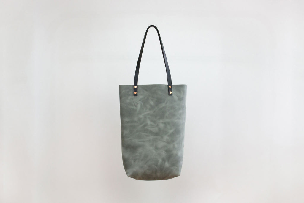 Karen Tote - Thunder Leather