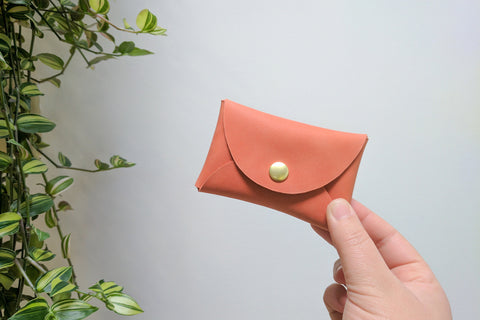 Limited Edition Terracotta Mini Wallet