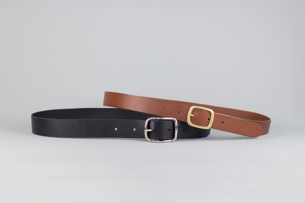 March 14, 2020 - Leather Belt Workshop