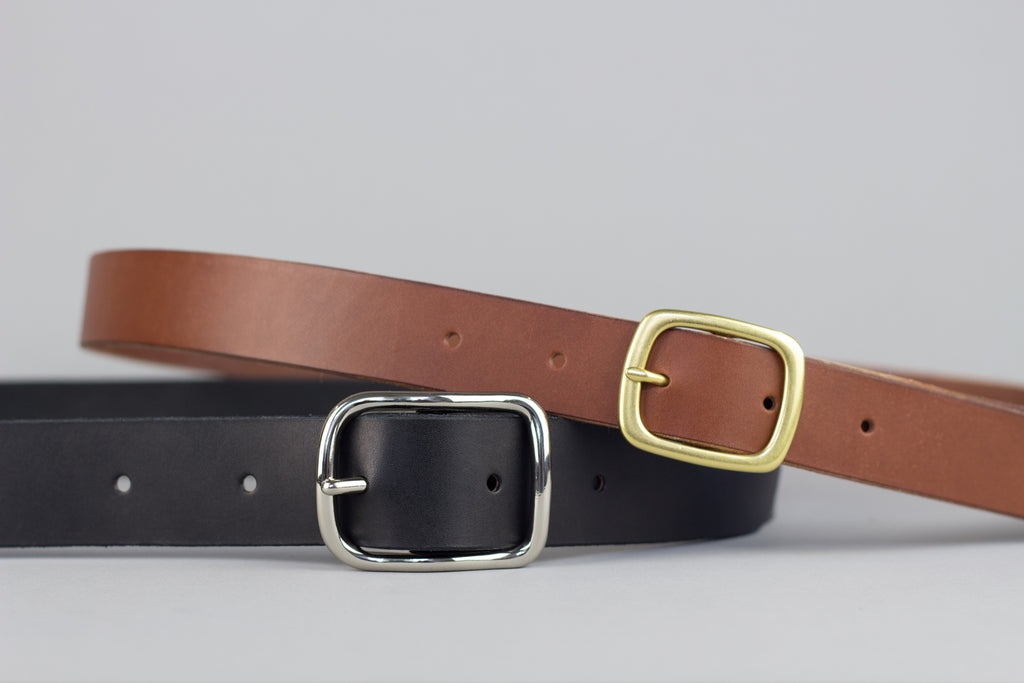 October 19 - Leather Belt Workshop