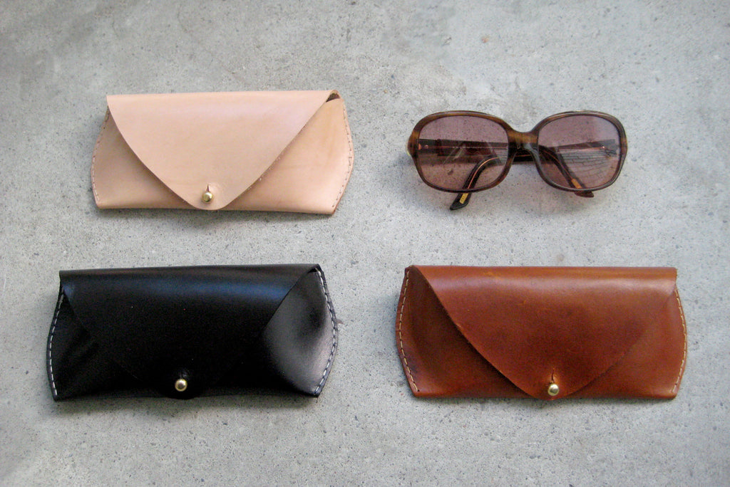 Black Sunglass Case
