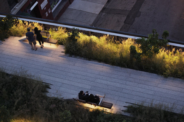 Stargazing On The Highline