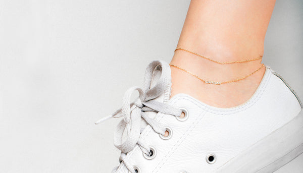 Anklets? Oh Hell Yes.