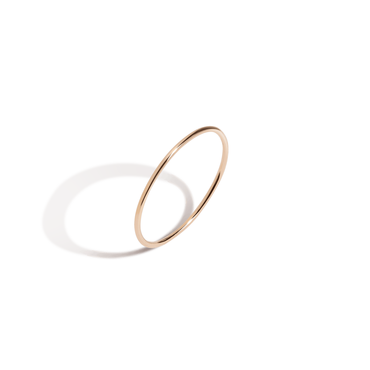 stackable ring unique ring rose gold jewlery rose gold ring gift for women Gold ring for women minimalist ring band ring stacking ring