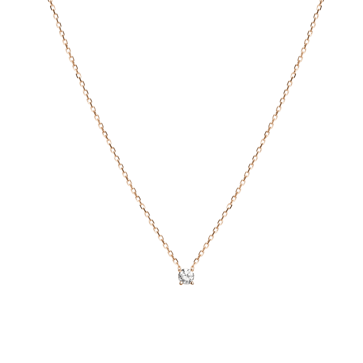 79fe965b7034d Medium Diamond Pendant Necklace – AUrate New York