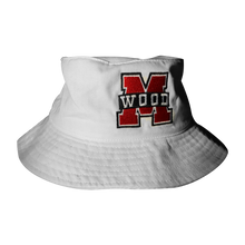 Load image into Gallery viewer, White Bucket Hat