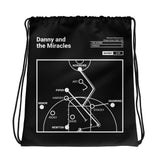 Greatest Kansas Plays Drawstring Bag: Danny and the Miracles (1988)