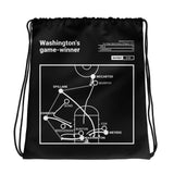 Greatest UCLA Plays Drawstring Bag: Washington's game-winner (1975)