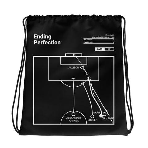 Greatest Watford Plays Drawstring Bag: Ending Perfection (2020)