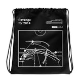 Greatest Wisconsin Plays Drawstring Bag: Revenge for 2014 (2015)