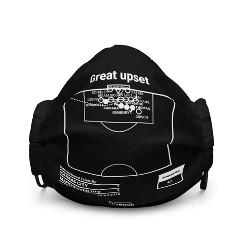 Greatest Sporting Kansas City Plays Face Mask: Great upset (2010)