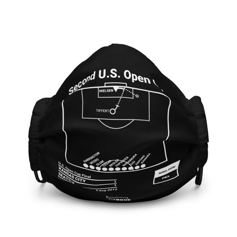 Greatest Sporting Kansas City Plays Face Mask: Second U.S. Open Cup (2012)