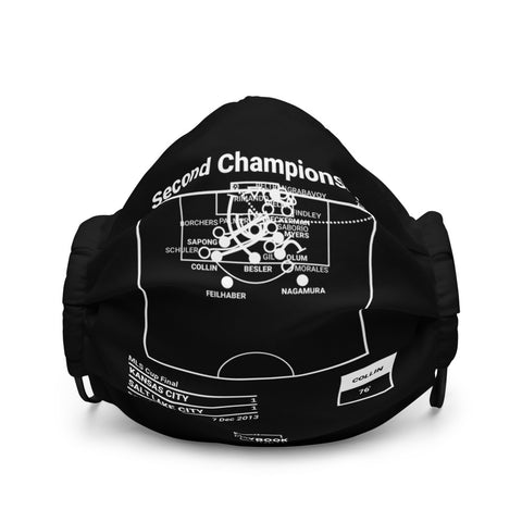 Greatest Sporting Kansas City Plays Face Mask: Second Championship (2013)