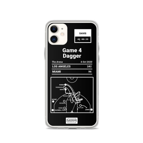 Greatest Los Angeles Plays iPhone  Case: A.D. for Three (2020)