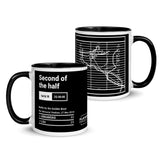 Greatest Arkansas Plays Mug: Second of the half (2010)