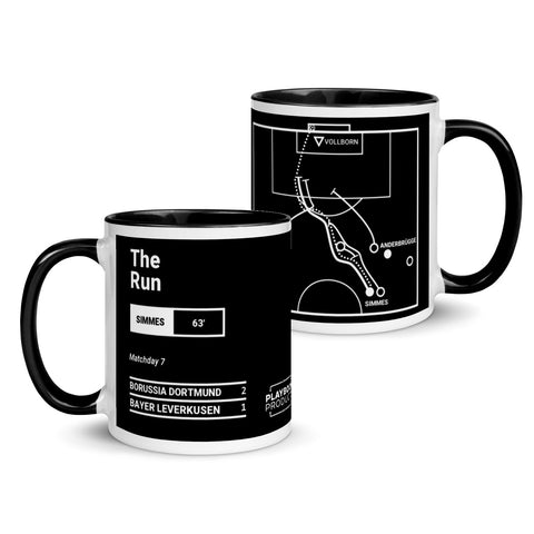 Greatest Borussia Dortmund Plays Mug: The Run (1984)