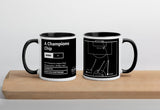 Greatest Borussia Dortmund Plays Mug: A Champions Chip (1997)