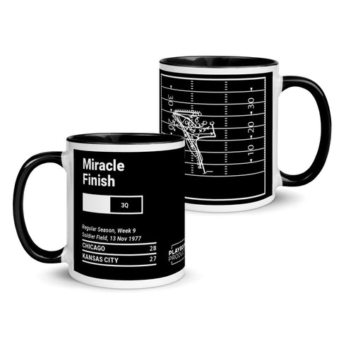 Greatest Bears Plays Mug: Miracle Finish (1977)
