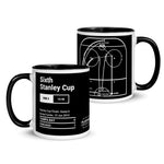 Greatest Blackhawks Plays Mug: Sixth Stanley Cup (2015)