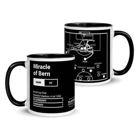 Greatest Germany Plays Mug: Miracle of Bern (1954)